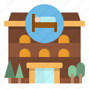 buildings, home, hotel, resort, trip