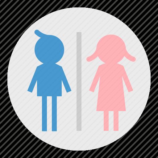 bathroom, restroom, sign, toilet, wc icon