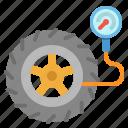 garage, tire, transportation, tyre, wheel