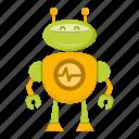 avatar, cartoon, cyborg, robot, toy