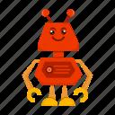 machine, toy, cartoon, robot