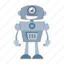 android, avatar, cartoon, robot icon