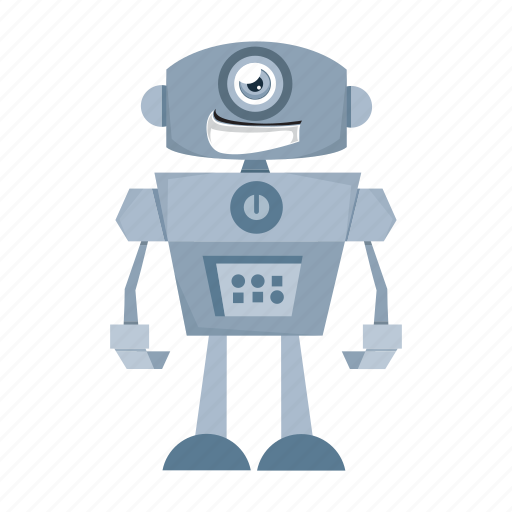 android, avatar, cartoon, robot icon