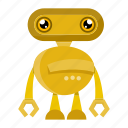 avatar, cartoon, funny, robot icon