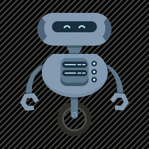 avatar, cartoon, robot, toy icon