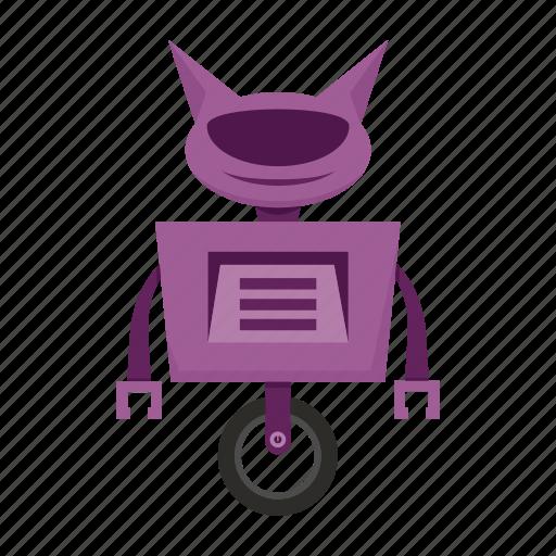 avatar, cartoon, cyborg, robot icon
