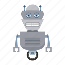 android, avatar, cartoon, funny, robot icon