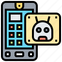 application, command, control, mobile, remote
