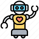 assistant, help, personal, robot, service