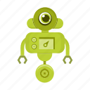cartoon, character, robot, robotic, toy