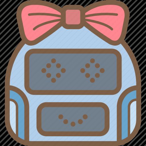 avatars, bot, droid, girl, happy, robot icon