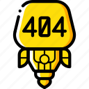 avatars, bot, droid, robot icon