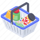 buying medicine, drugs bucket, medicine basket, medicine bucket, medicine shopping icon