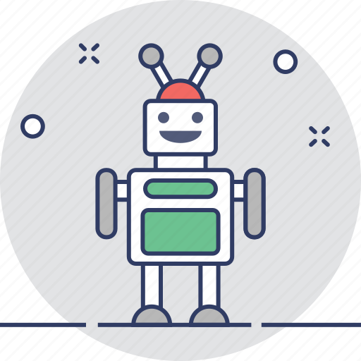 Cyborg, machine, robot, robotic, technology icon - Download on Iconfinder