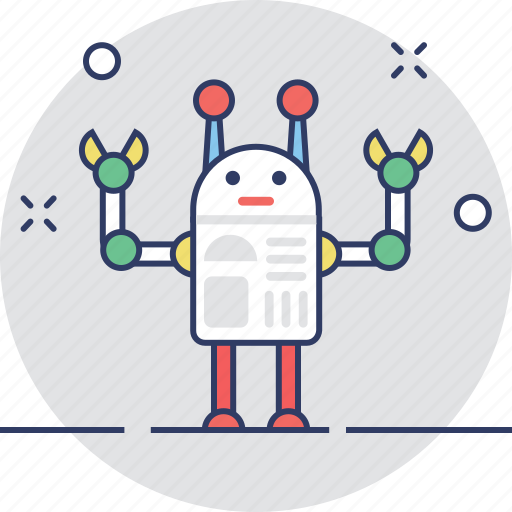 Android, fiction, machine, robot, science icon - Download on Iconfinder