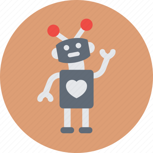 Bionic, character, robot, robotics, technology icon - Download on Iconfinder
