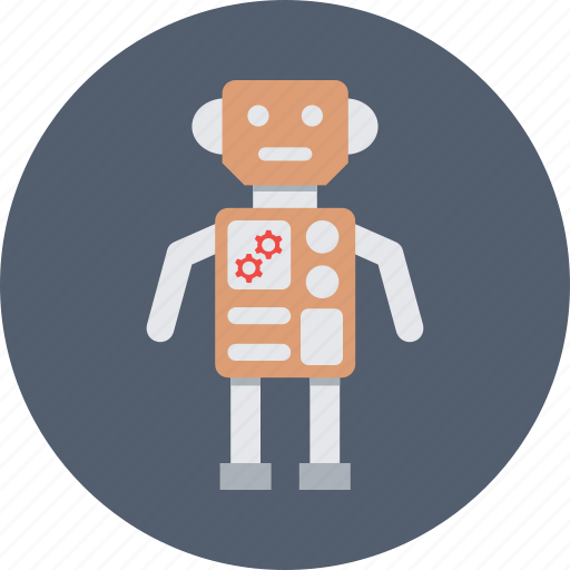 Automator, futuristic, machine, robot, science icon - Download on Iconfinder