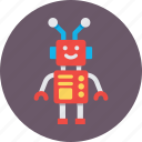 character, game robot, machine, robot, robotics icon