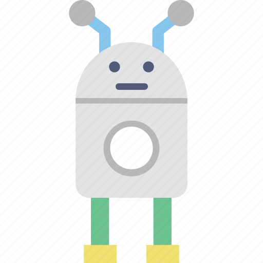 Automation, bionic, robotic, science, technology icon - Download on Iconfinder