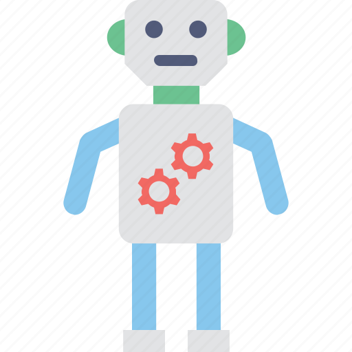 Character, droid, machine, robot, robotics icon - Download on Iconfinder