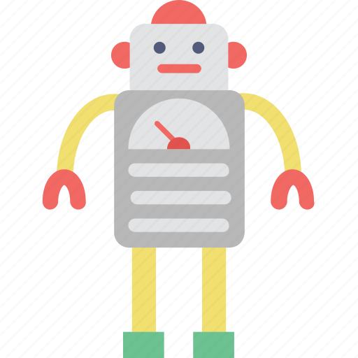 Bionic, game robot, machine, robot, science icon - Download on Iconfinder