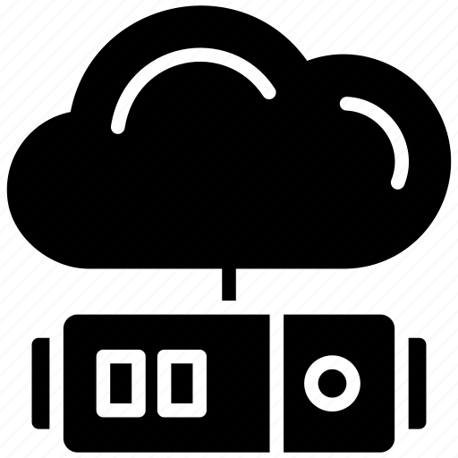 cloud backup, cloud computing, cloud hosting, cloud server, datacenter icon