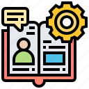 book, guides, instruction, mandatory, manual