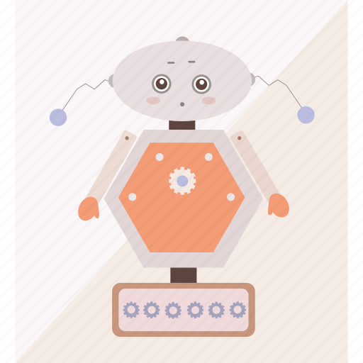 machine, robot, robotic, robotics icon