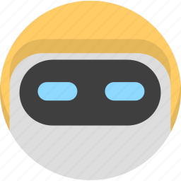 ai, artificial intelligence, automation, machinery, robot, technology icon