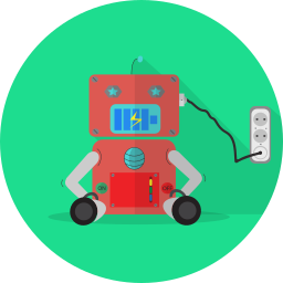 android, mascot, mechanical, metal, robot, robot chargers, robot expression, robotic, space, technology icon