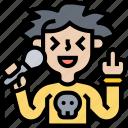 singer, concert, vocalist, musician, karaoke