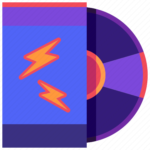bluray, cd, compact, disc, dvd, music, player icon