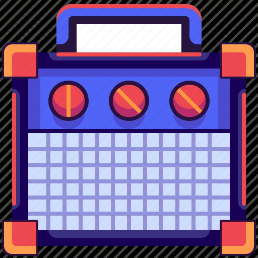 audio, loud, music, speaker, speakers, volume icon
