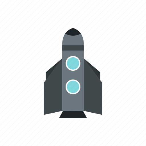 flame, future, launch, rocket, science, space, spaceship icon