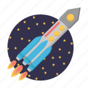 astronomy, fly, rocket, space, spacecraft, startup