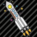 cosmonaut, rocket, shuttle, space, spaceship, cosmos, startup