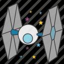 cosmonaut, rocket, space, spaceship, star wars, cosmos