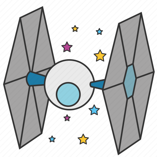 cosmonaut, cosmos, rocket, space, spaceship, star wars icon
