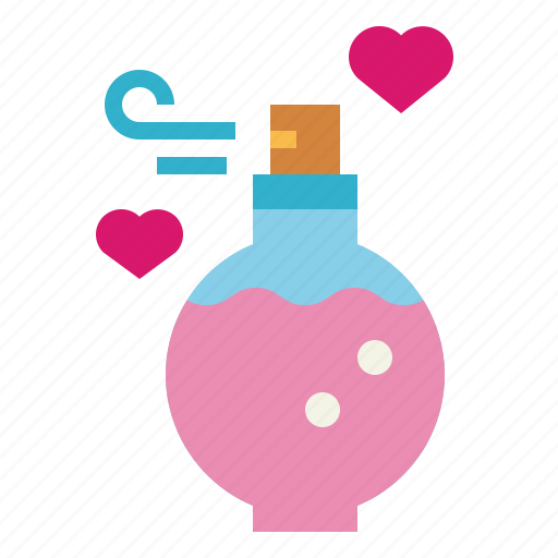 Heart, hygiene, perfume, romantic icon - Download on Iconfinder