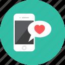chat, love