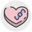 chocolates, date, gift, love, romance, valentines icon