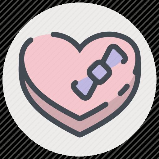 chocolates, date, gift, love, romance, valentines icon