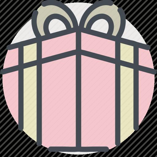 date, gift, love, present, romance, valentines icon