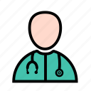 clinic, doctor, hospital, medical, physician, surgeon, treatment icon