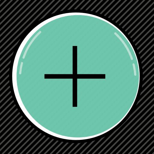 add, plus, profile, user, woman icon