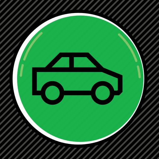 auto, bus, car, transport, travel, van, vehicle icon