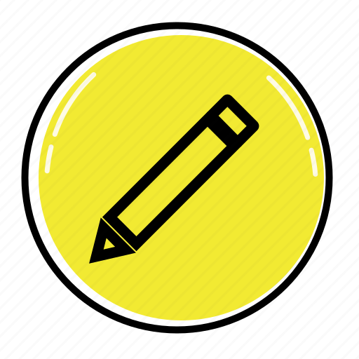 edit, extension, file, note, pencil, text, write icon