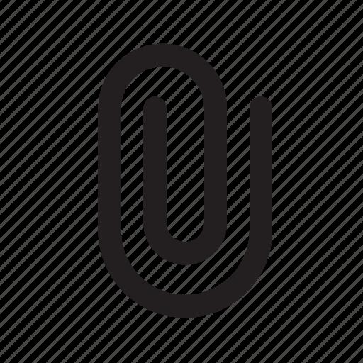 Attach, attachment, clip icon - Download on Iconfinder