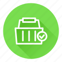 basket, cart, checkout, shopping icon