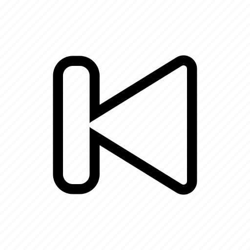 back, previous, return, undo icon